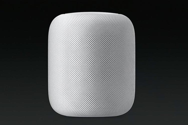 اپل اسپیکر هوشمند هوم پاد را برای رقابت با گوگل هوم و آمازون اکو معرفی کرد